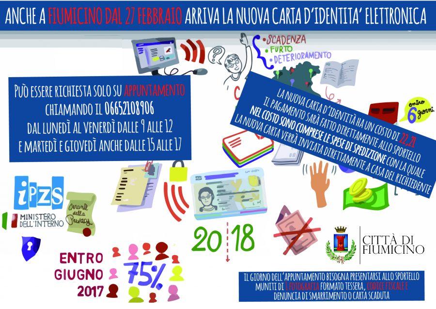 Isola del Liri: arriva la carta d'identità elettronica