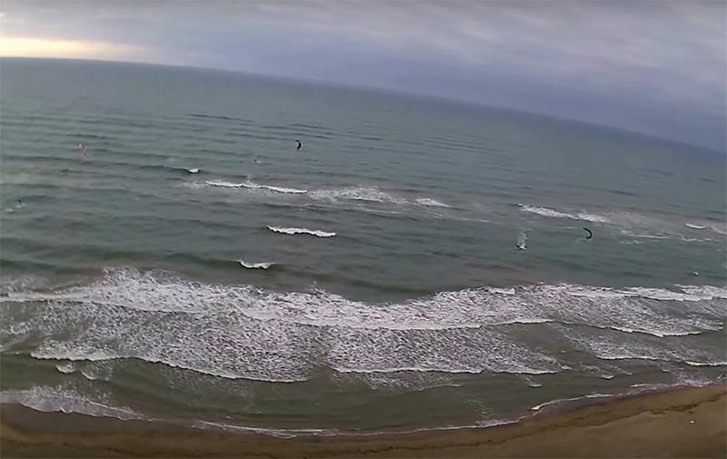 mare drone arrone