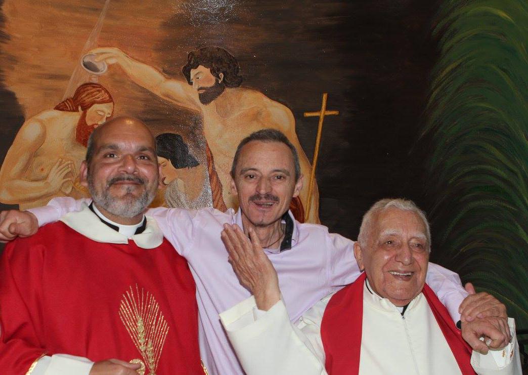 nicchia fonte battesimale Andrea