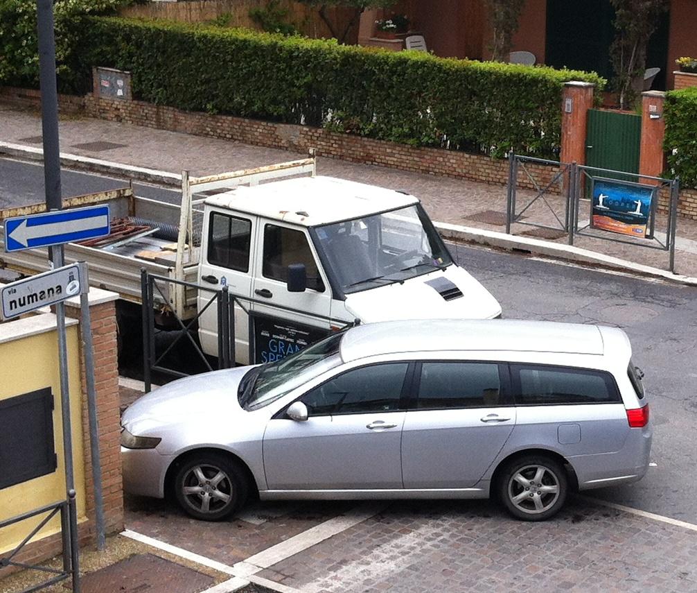 parcheggio del secolo
