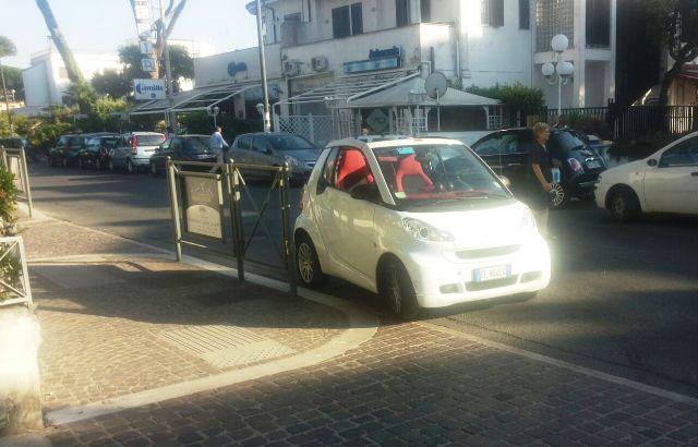 parcheggio k