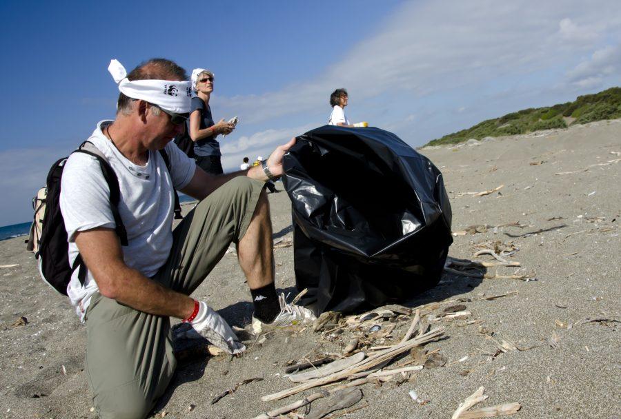 pulizia spiagge wwf