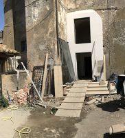 restauro castello