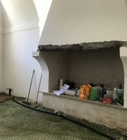 restauro castello2