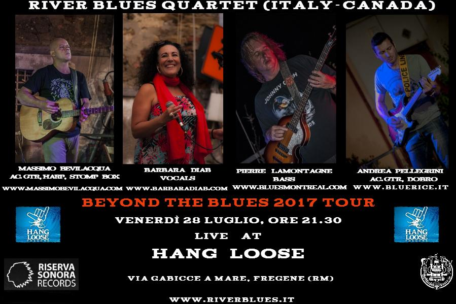 river blues quartet