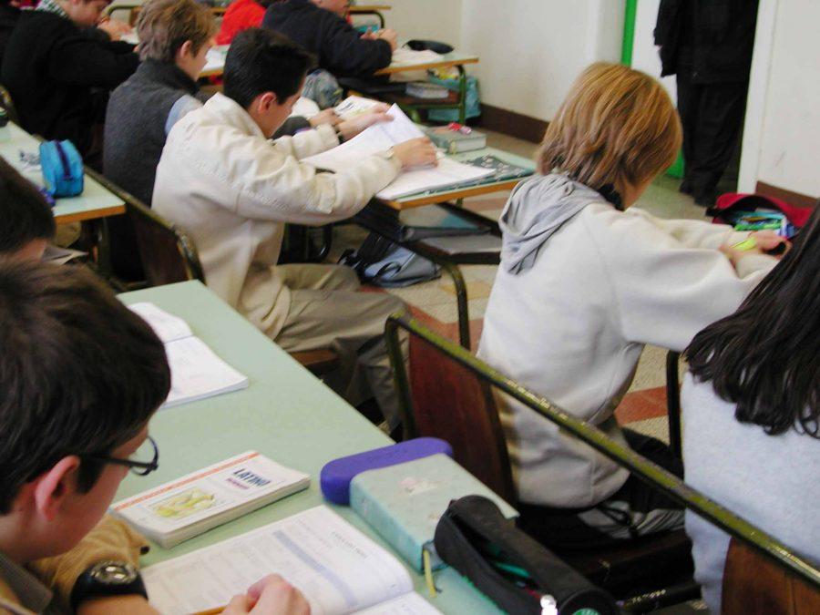 studenti classe