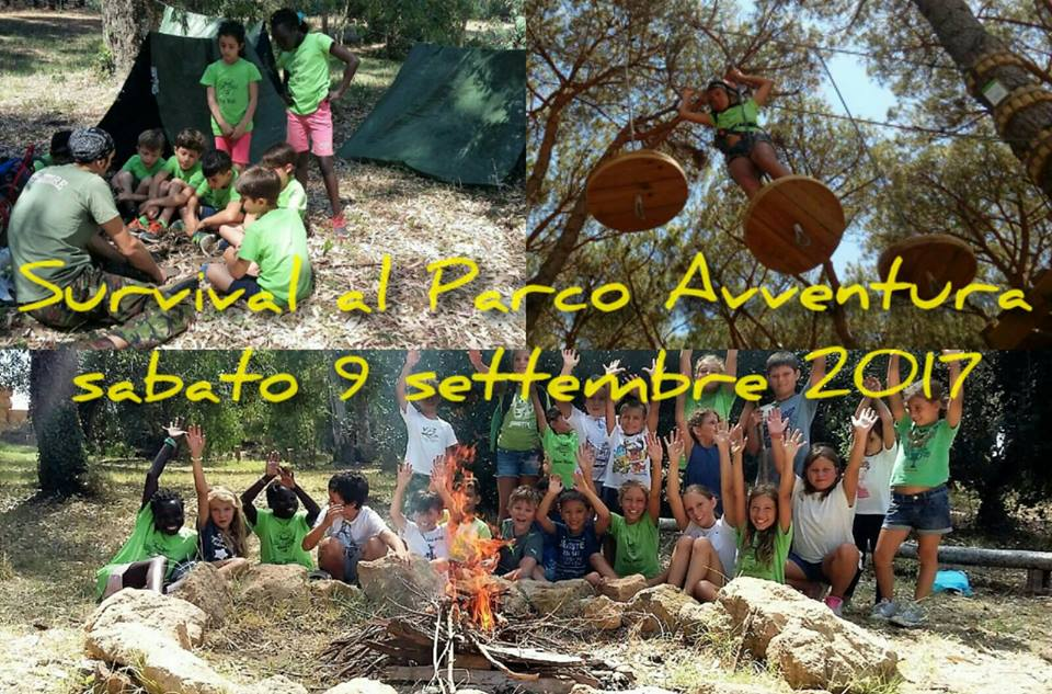survival Parco Avventura