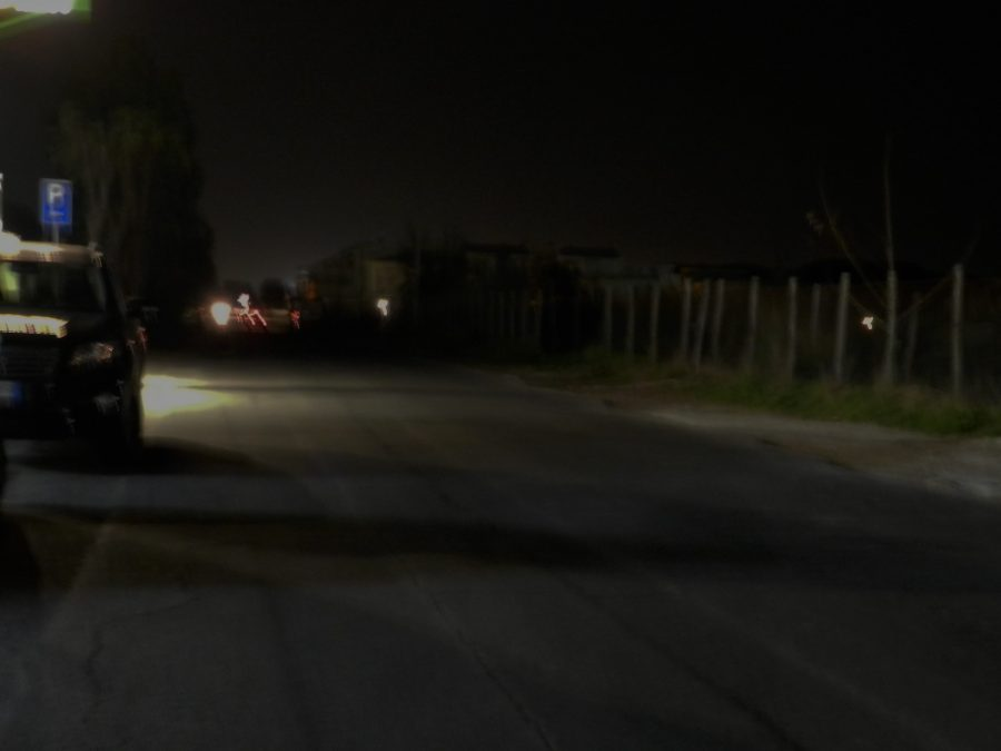 via acropoli buio