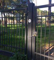 Pineta Area C cancello